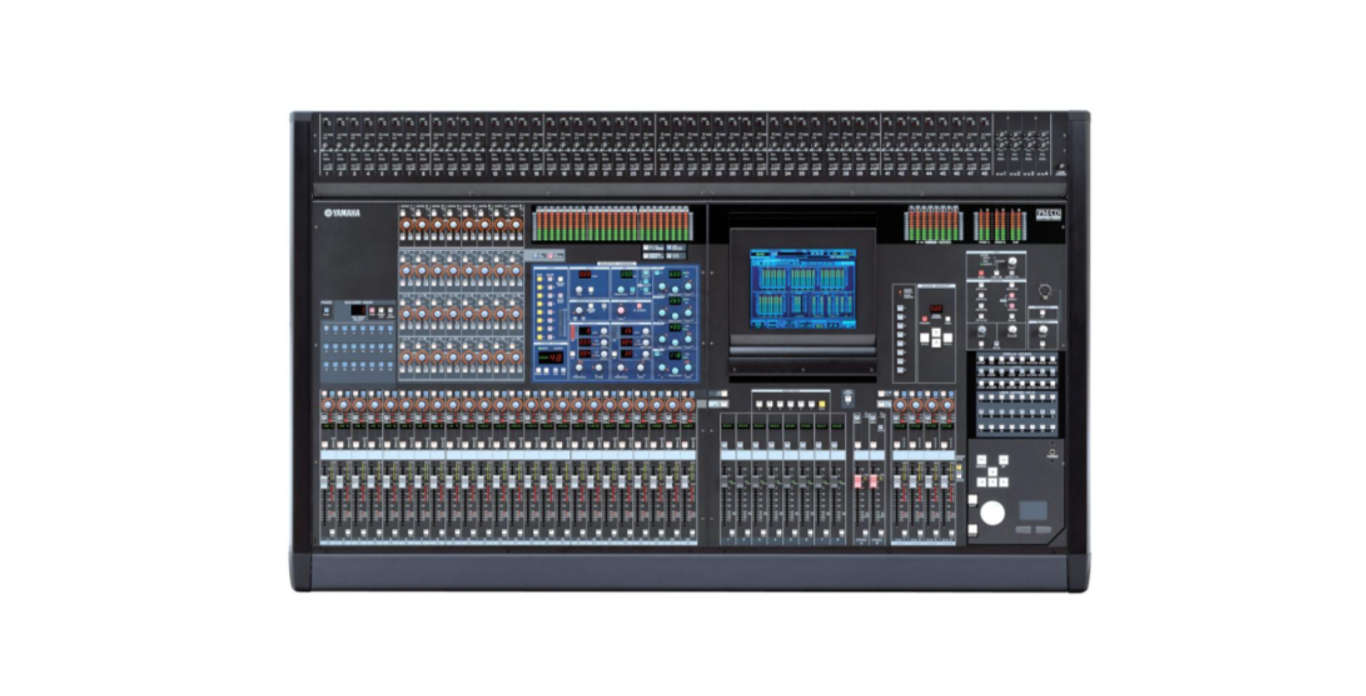 Digital Yamaha PM-5D